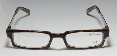 new ogi 7132 designer eyeglass frame glasses