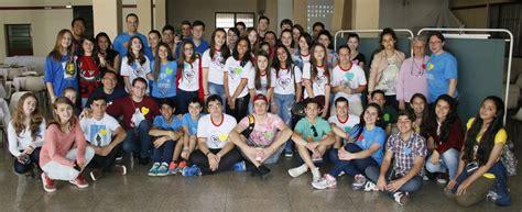 salario dos comerciarios 2016 em santiago rs jornada vocacional jovem reuniu adolescentes em forma 231 227 o e
