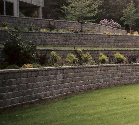 Pisa Retaining Wall 8 Best Images About Landscaping From Woody S Custom