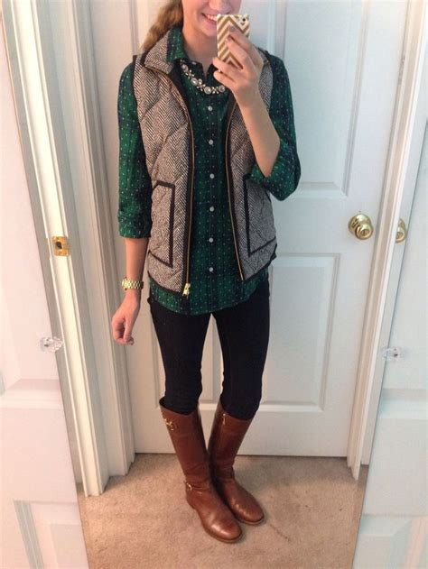 7 Pretty Vests For Fall by 1000 Ideas About Preppy Fall Fashion On