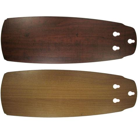 replacement ceiling fan blades replacement ceiling fan blades walnut medium maple 5