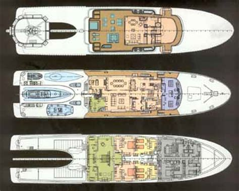 Yacht Senses Layout | yacht senses freres schweers charterworld luxury