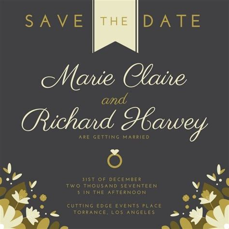 save the date invite template save the date template madinbelgrade