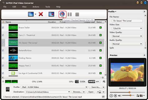 format video ipad avi to ipad how to convert avi to ipad video format