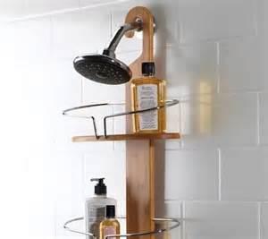 bamboo shower caddy umbra bamboo shower caddy