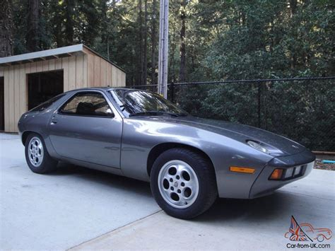4 door porsche for sale 1980 porsche 928 2 door 4 5l 5spd 54k all original