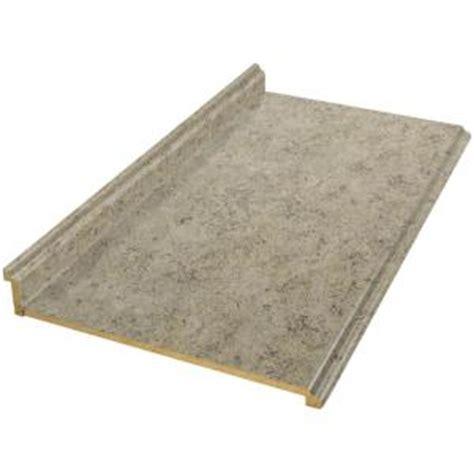 hton bay valencia 72 in laminate countertop in golden