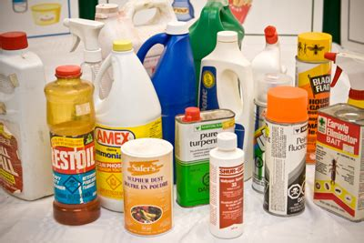 hazardous household products waste check hhw household hazardous waster