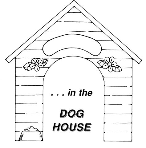 clipart dog house best dog house clipart 17698 clipartion com