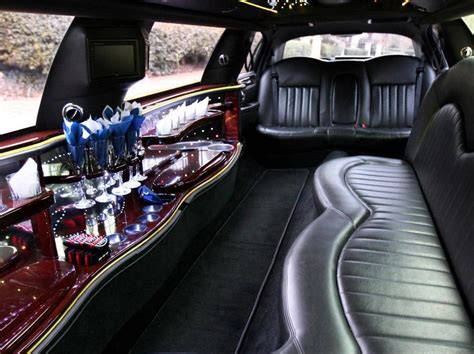 Stretch Limo Rental by Lincoln Stretch Limousine Rental White Glove Transportation