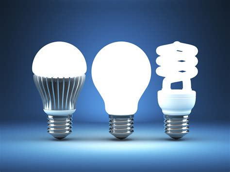 led light bulb vs fluorescent led vs cfl vs incandescent light bulbs continued