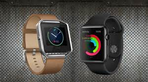 Rugged Lcd Fitbit Blaze V Apple Watch Series 2 Battle Of The