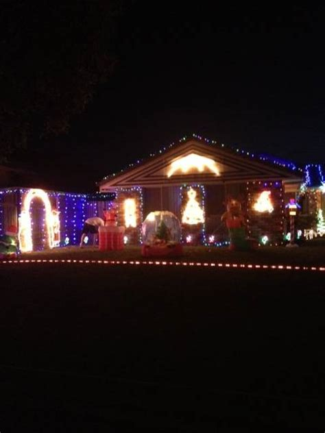 where to see christmas lights in redlands redland city