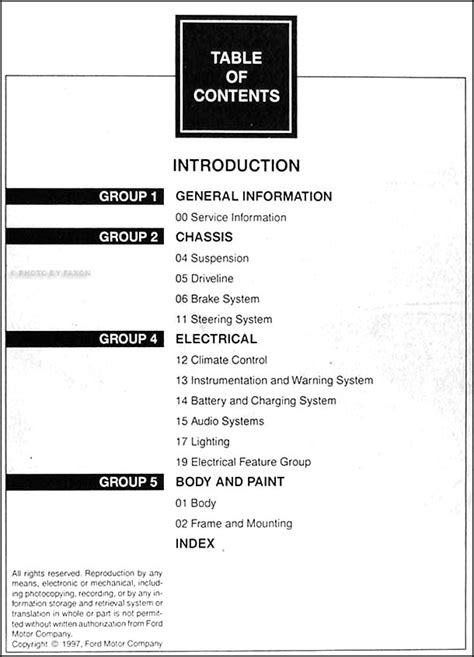 1998 ford f 250 owners manual pdf free car repair upcomingcarshq com 1998 ford f150 f250 shop manual 2 volume set f 150 250 original repair service ebay