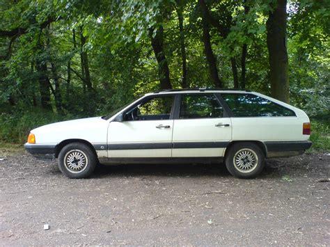 Audi 100 Avant by 1987 Audi 100 C2 Avant 2 3 141 Cui Gasoline 100 Kw