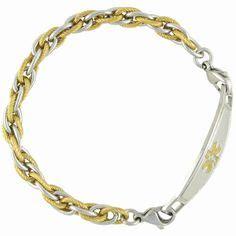 1000  images about Medical on Pinterest   Medical id bracelets, Medical alert bracelets and