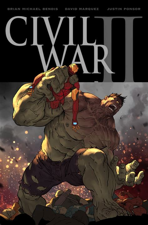 civil war ii civil war ii 3 comics blend