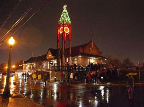 gallery kelso tree lighting longview christmas parade