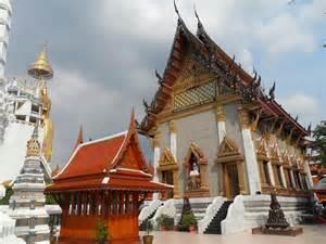 Buddhist Temple Thai Buddhist Temples