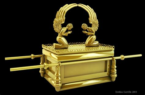 the covenant giving god the reins books opinions on ark of the covenant