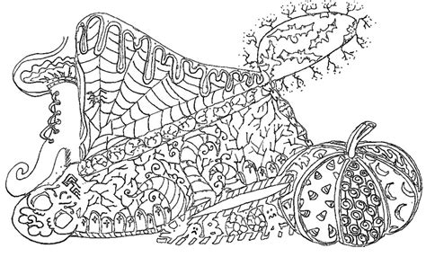 coloring pages for adults halloween halloween coloring pages for adults festival collections
