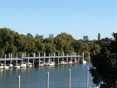 sacramento river boat hotel view of the river and boats picture of the westin