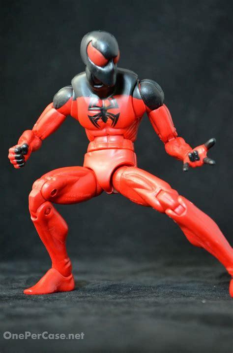 Deadlock Figure Marvel Legends one per marvel legends scarlet spider rocket raccoon series