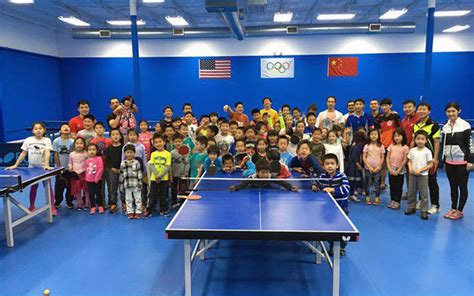 pong for harvey table tennis club helps community
