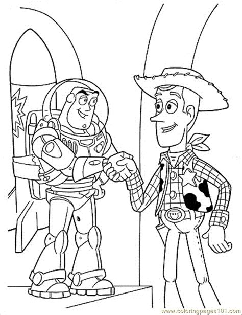 coloring pages toy story woody toy story coloring pages az coloring pages