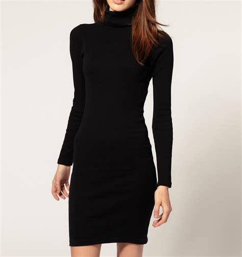 imagenes de vestidos invierno vestidos casuales para invierno 2014