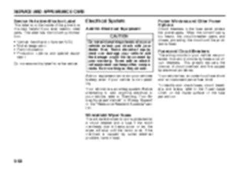 online service manuals 2007 suzuki xl7 engine control 2007 suzuki xl7 owner s manual page 240