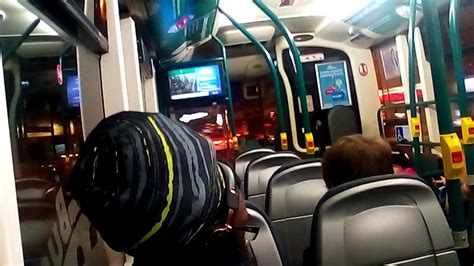 by way of the green line bus youtube green line 9 bus 358 from rushcliffe leisure centre to