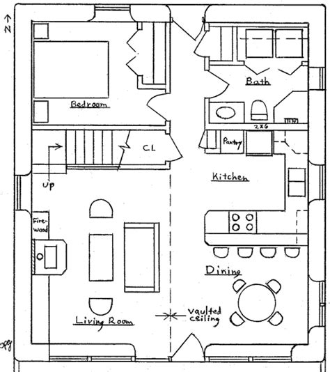 chalet style floor plans earthbag chalet plan