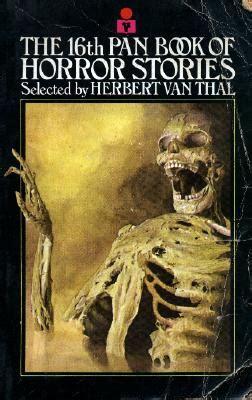 pan books 16th pan book of horror stories