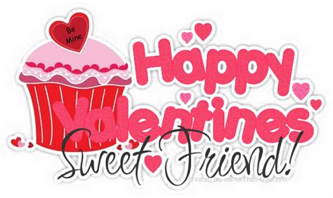 happy valentines day my friends happy s day sweet friend pictures photos and