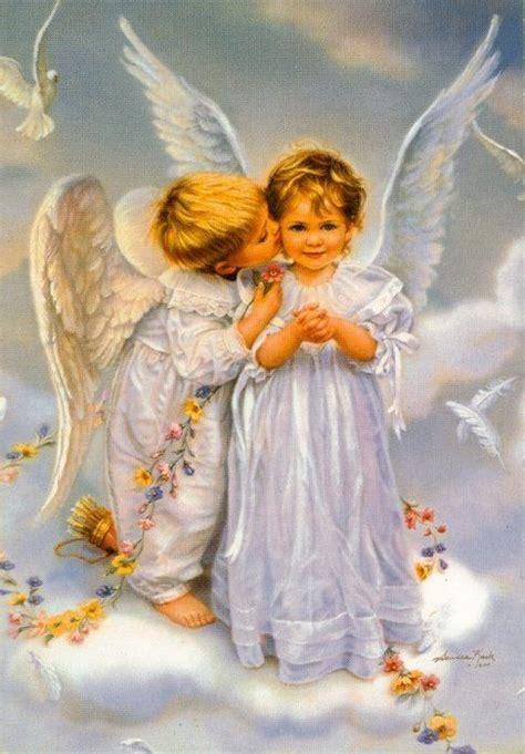 by sandra kuck angels sandra kuck kiss an angel l love pinterest