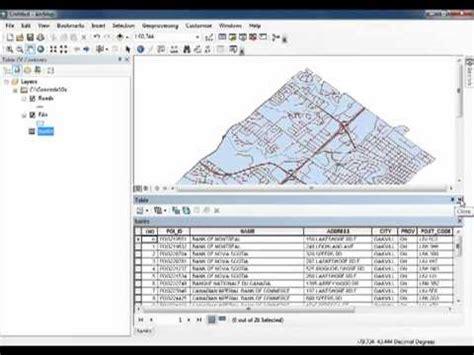 tutorial geocoding arcgis geocoding in arcgis 10 x youtube