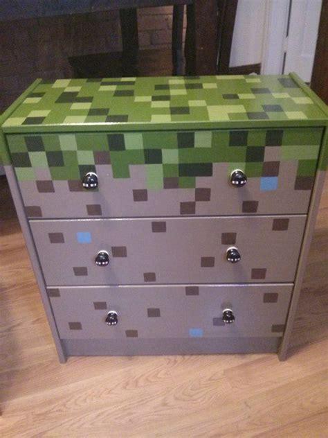 chest  drawers  minecraft woodworking