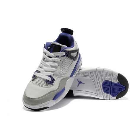 jordans sneakers for sale air 4 air sole low white purple air shoes
