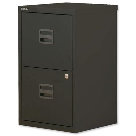 Cassey Drawer Black Limited trexus by bisley soho filing cabinet steel lockable 2 drawer a4 w413xd400xh672mm black april10