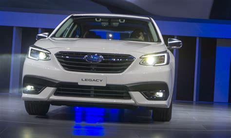 2020 subaru lineup 2019 chicago auto show 2020 subaru legacy our auto expert