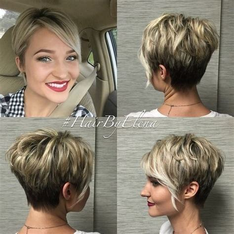 short hair volume on top longer in frint 20 adorable short hairstyles for girls popular haircuts