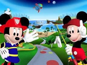 el universo de mickey y minnie la casa de mickey mouse
