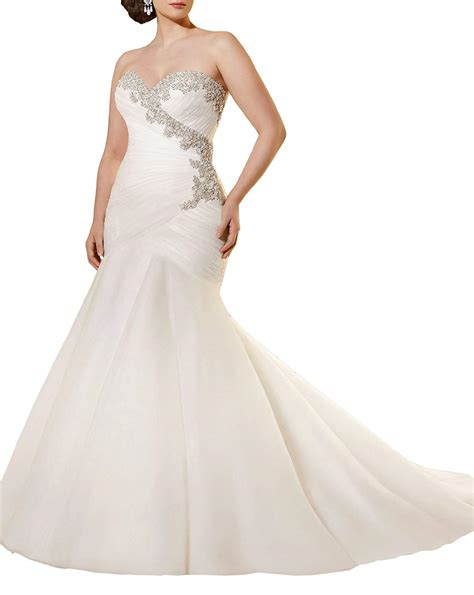 Cheap Plus Size Wedding Dresses by Top 10 Best Cheap Plus Size Wedding Dresses Us33