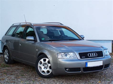 Audi S6 2000 by 2000 Audi S6 Avant 4b C5 Pictures Information And