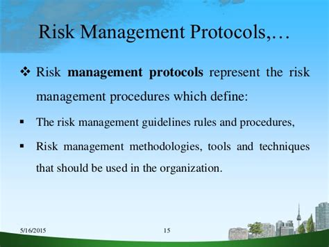 Mba Financial Risk Management by Introduction To Risk Management Insurance