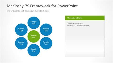 mckinsey 7s diagram for powerpoint slidemodel