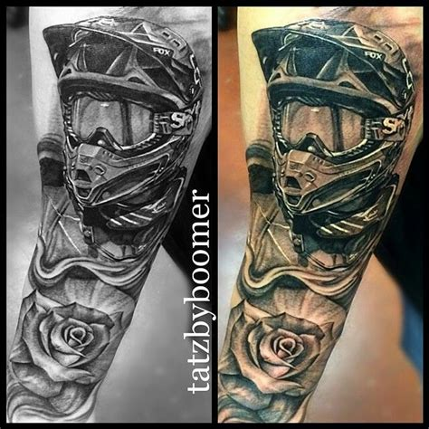 racing tattoos for men 93 best images about on motocross