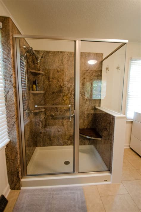all glass bathroom 216 best images about re bath remodels on pinterest