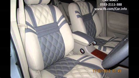 car seat upholstery designs toyota premio seat covers in quot diamond shape quot upholstery by